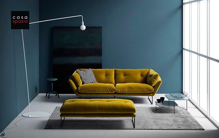 Modern Sofa New York By Saba Living Room Design Modern Modern Furniture Living Room Italian Furniture