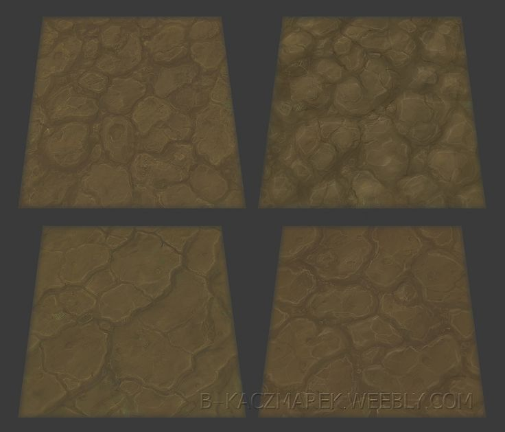 A pack of textures painted using hand (!) - Polycount Forum