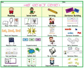 Sarah's First Grade Snippets: LOTS of literacy ideas
