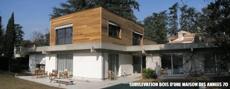 Une maison contemporaine des années 70 complètement remise au goût jour