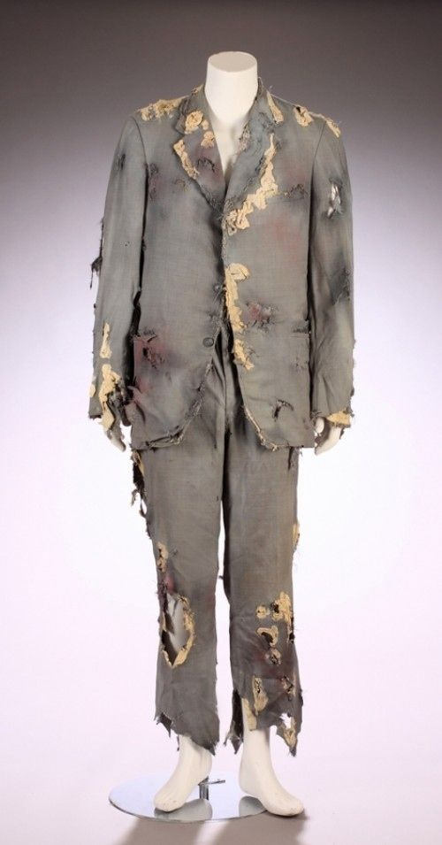 halloween fancy dress costume in under half an hour Zombie daywear
