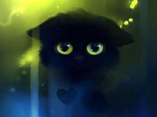Beautiful Cute Cartoon Wallpapers Cute Cartoon Cat All Things Cat Cat Art Cats Cat Drawing