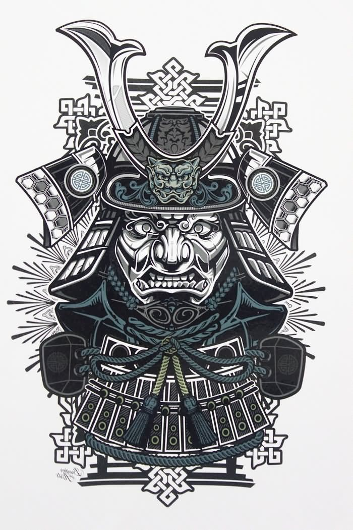 Best Samurai Tattoo Images On Pinterest Samurai Tattoo - Best traditional samurai tattoo designs meaning men women