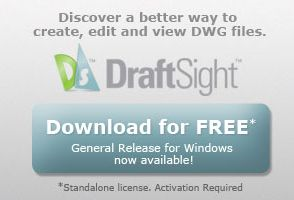 DraftSight | Professional-grade, free* CAD software    DraftSight lets professional CAD users, students and educators create, edit and view DWG files. DraftSight runs on Windows®, Mac® and Linux.