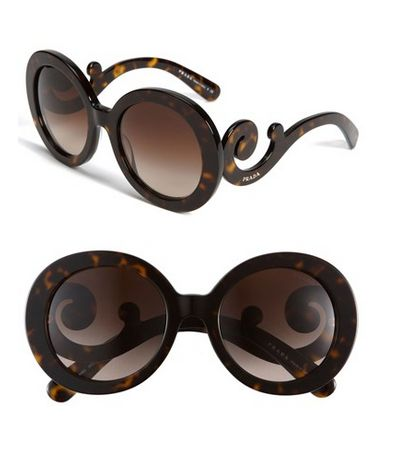 Today's Coveted Working Look: Prada Sunglasses