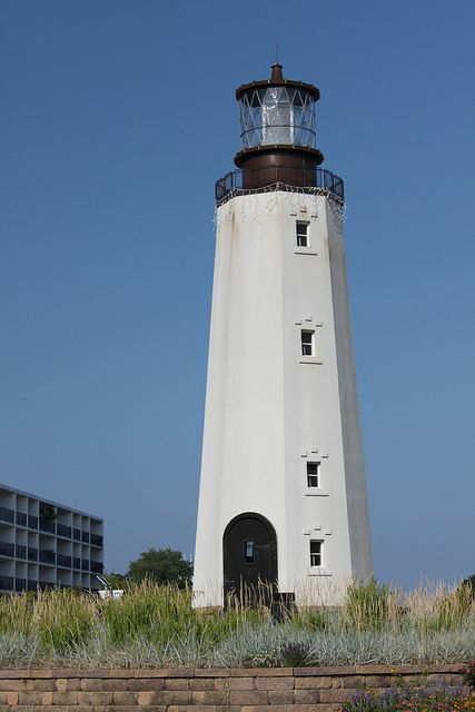 Rehoboth Beach Delaware Lighthouse