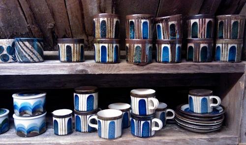 pientä mutta suurta: Kansainvälinen kahvikuppimuseo / International Coffee Cup museum