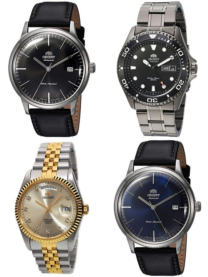 Four best quality #Japanese brand watches as well known in