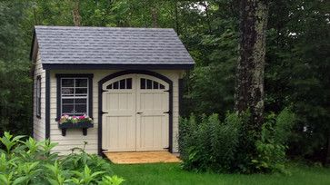 Reeds Ferry Sheds traditional-sheds