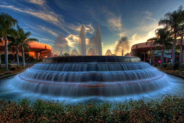 Image result for Fountain of Nations - Future World