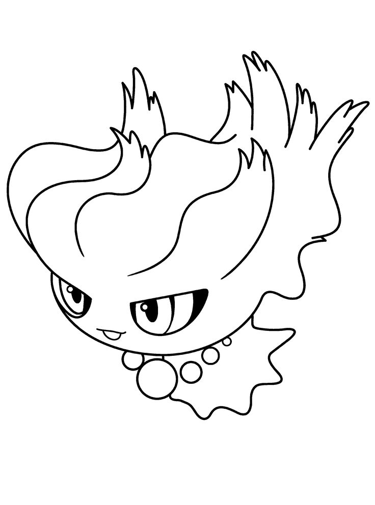 pokemon ex coloring pages blanches - photo#37