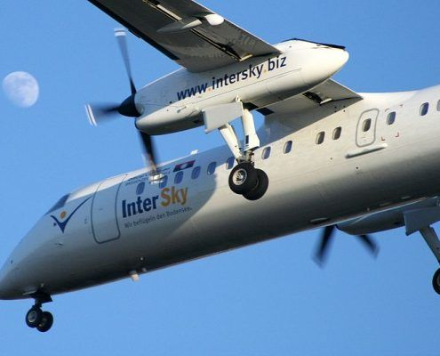 Fly540 Online Booking - Dash 8-300