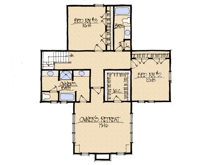 Giant sequoia home plan earnhardt collection schumacher for Schumacher homes house plans