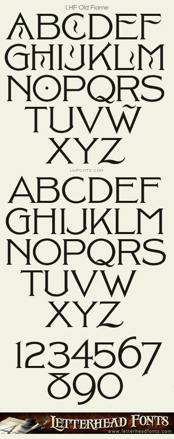 Best Letterhead Fonts Images On   Letterhead