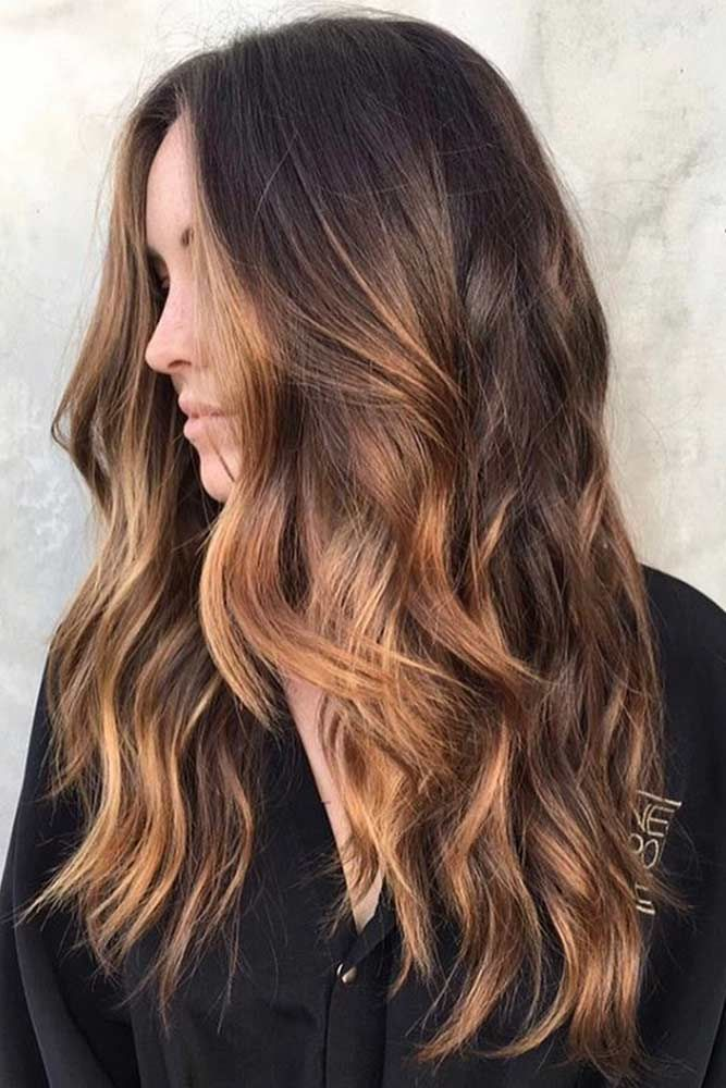 25 best ideas about brown ombre hair on pinterest ombre for brown hair ombre brown and - Ombre hair brune ...