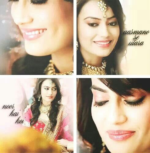 Zoya from Qubool Hai