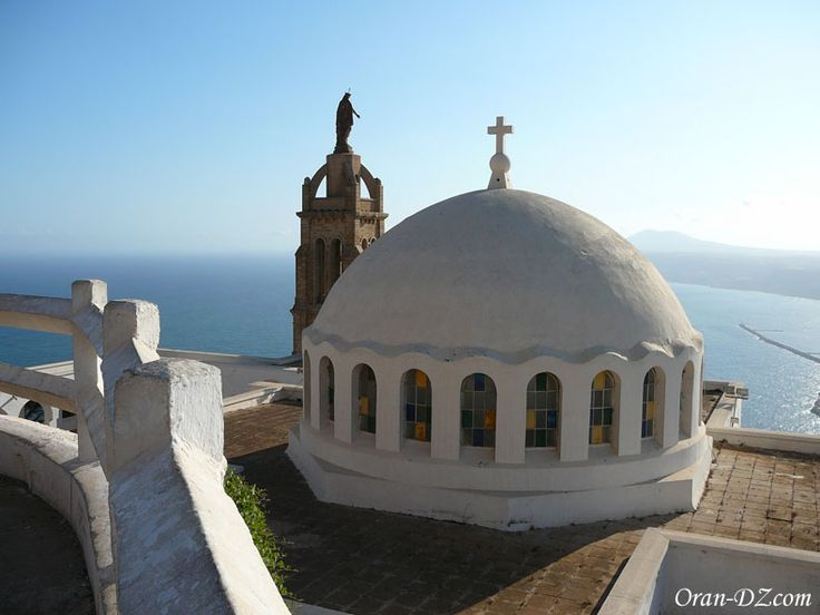 Chapelle Santa Cruz d'Oran - Algérie
