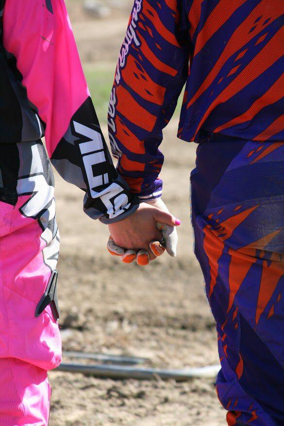 Motocross Couple