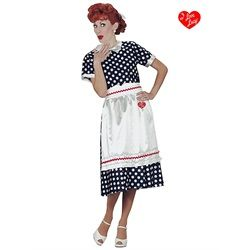 Wholesale Halloween Costumes - Adult I Love Lucy Costume
