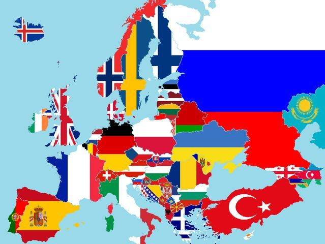I got: Europe! What Continent Should You Live On?