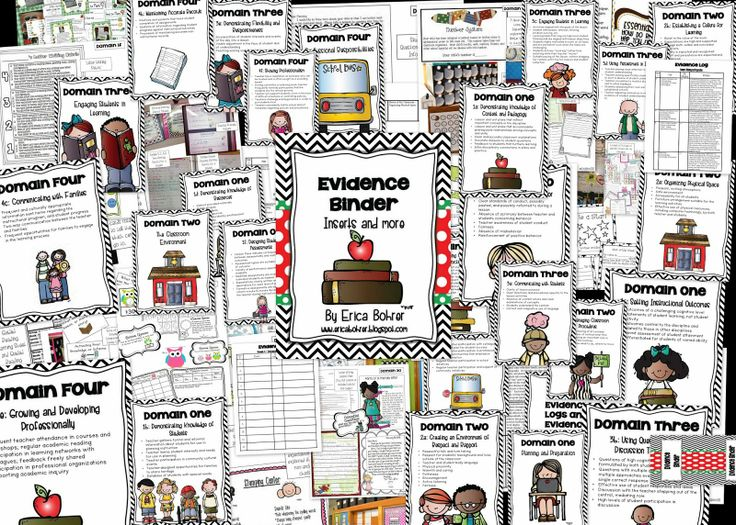 23 best EES images on Pinterest Danielson framework, Charlotte - teacher evaluation