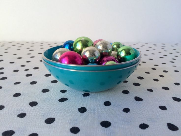 Vintage Emalox Bowls, Turquoise Emalox Bowls, Aqua Emalox Bowls, 4 Inch Emalox Bowls, Turquoise Midcentury Bowls, Norway, Midcentury Modern by ForestHillsVintage on Etsy