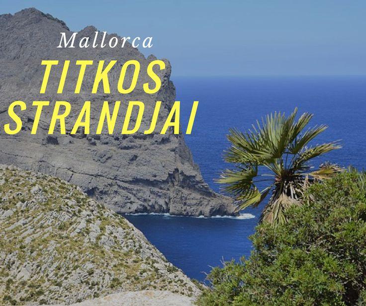 Mallroca titkos strandjai - Top 10