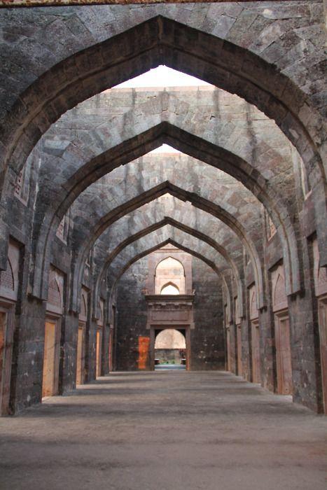 Mandu, Madhya Pradesh- can you imagine getting married here? too cool.