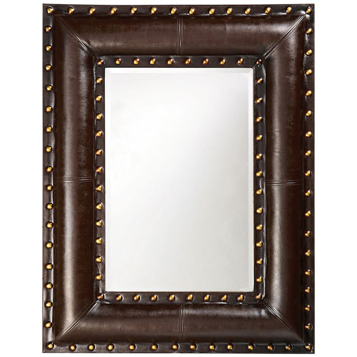 Western Decor   Palermo Mirror We Can Make Our Own Version.