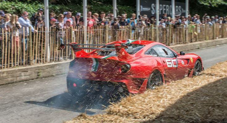 2017 Goodwood Festival Of Speed To Honor 70th Anniversary Of Ferrari