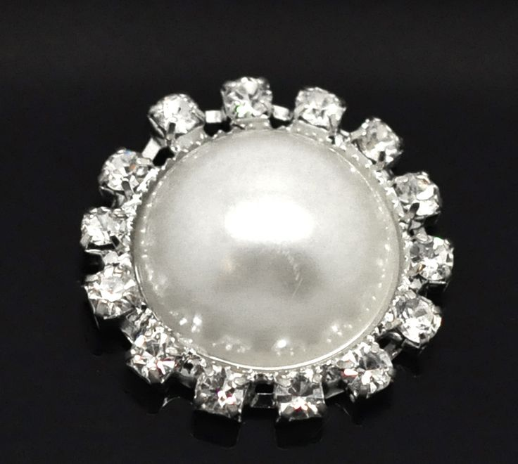 diamond wedding invitations%0A    Rhinestone Acrylic Pearl Embellishments Jewelry Making Findings   mm          eBay     inc