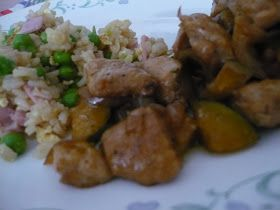 { r e c i p e s }: brit's benihana hibachi chicken
