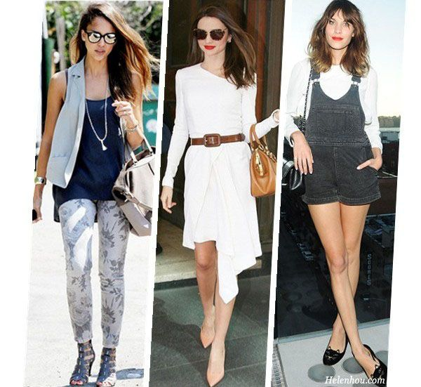 Wear White After Labor Day: Late Summer Outfits
