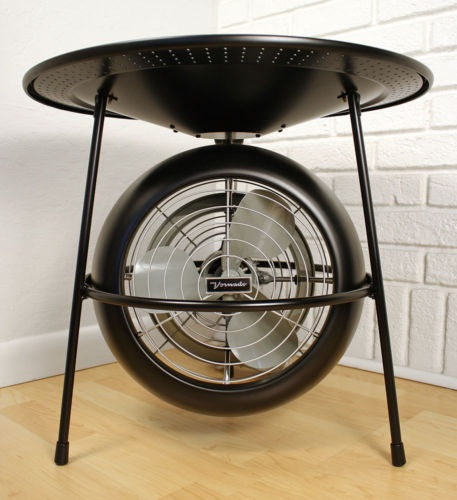 Vintage Vornado Turnabout Fan Table Mid Century Modern 1950s