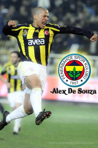 The biggest captain Alex De Souza