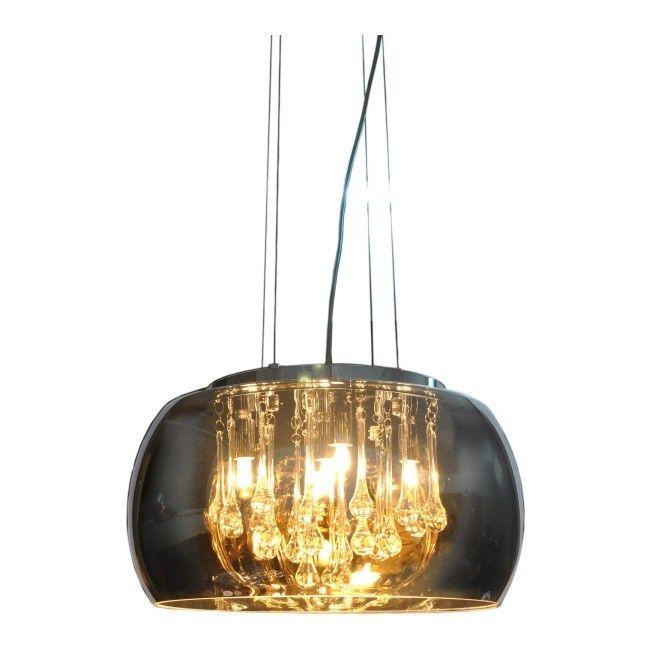 Lampa Wiszaca Romeo 5 X 20 W G9 Czarna Lampy Wiszace Lampy Scienne I Sufitowe Oswietlenie Urzadzanie Architecture
