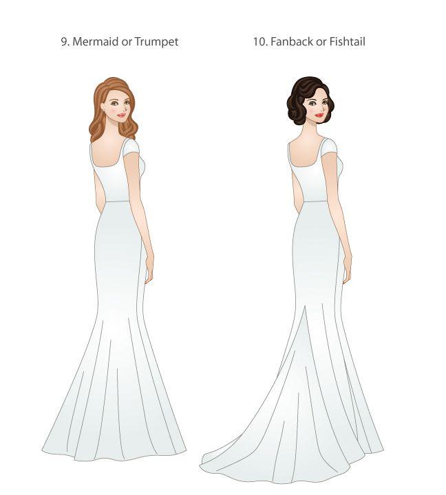Aprenda aqui a escolher qual o vestido de noiva ideal para o seu corpo e sua personalidade. Reunimos dicas e tabelas para te ajudar nesta saga!