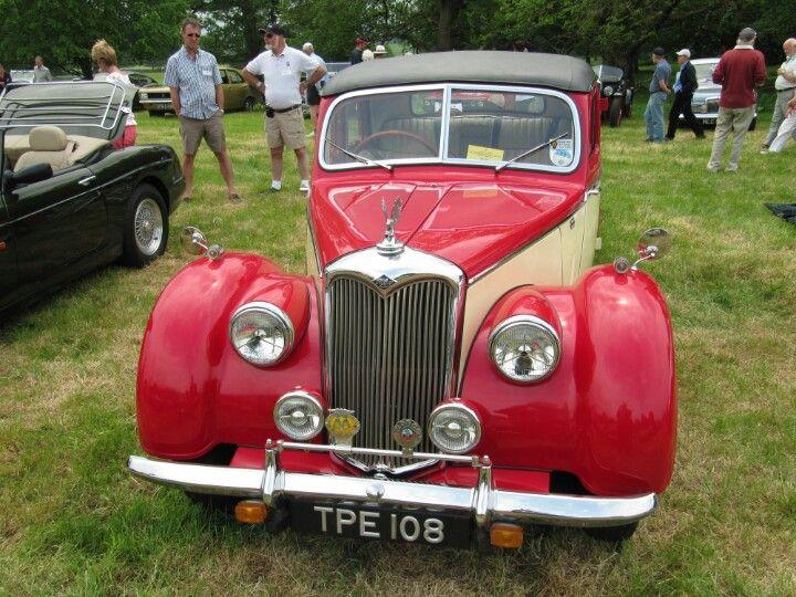 Killerton Classic Car Show