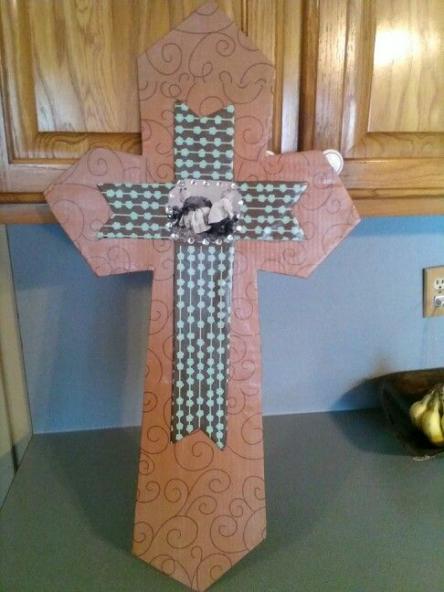 17 Best images about DIY - Crosses on Pinterest | Painted ...