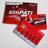 Using Telkomsel's SIMpati GSM Prepaid SIM Card in Indonesia