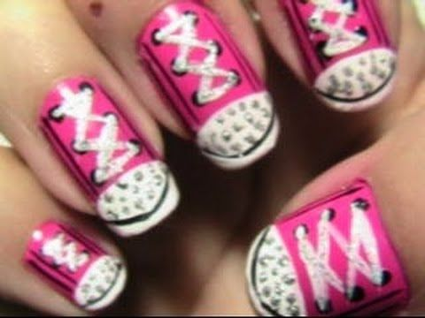 Video Of Nail Polish Art Hession Hairdressing