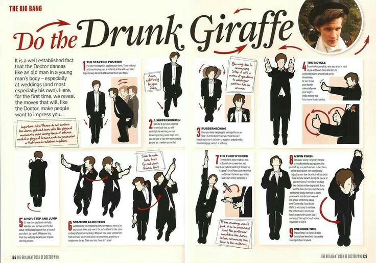 The Drunk Giraffe