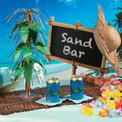 Beach Theme Party Decoration Ideas