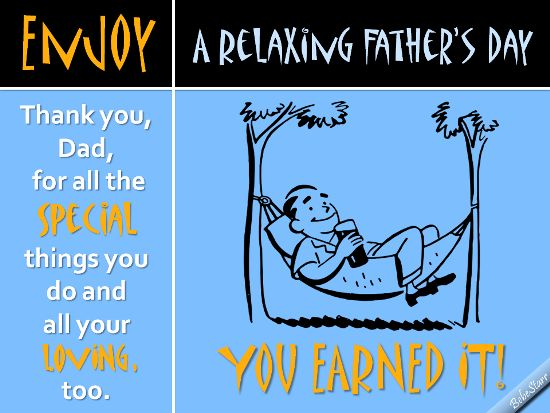 fun father's day stories