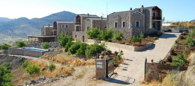 Arodamos Traditional Villas | Accommodation | Heraklion Prefecture | Regions | WonderGreece.gr