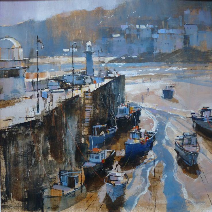 Chris Forsey - St Ives Light