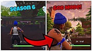 god mode under the map glitch new fortnite glitches season 6 ps4 xbox one 2018 - fortnite glitches season 6