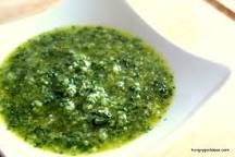 Image result for chimichurri sauce