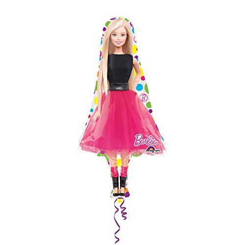 Mayflower BB76060 Barbie Sparkle 42 In Balloon For More Information Visit Image