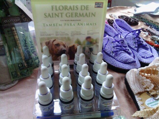 Florais de Saint Germain para animais